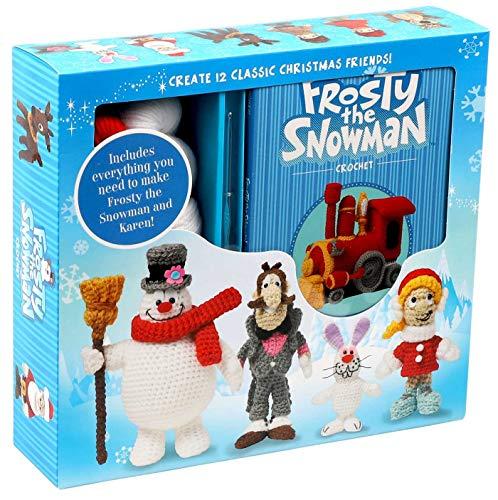 Frosty the Snowman Crochet (Crochet Kits)