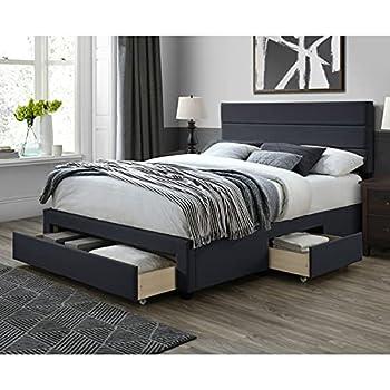 queen beds with storage