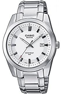 Casio Collection Herren Armbanduhr BEM-111D-1AVEF (B000NLWFK4) | Amazon price tracker / tracking, Amazon price history charts, Amazon price watches, Amazon price drop alerts