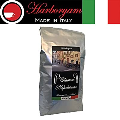 Coffee Beans - Classic Blend traditionally Made in Italy (1kg 1xbag)
