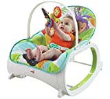 Fisher Price Rocker Infant To Toddler H65, W40, D16cm