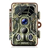 Campark T30 14MP Trail Camera with 120° Detection Angle