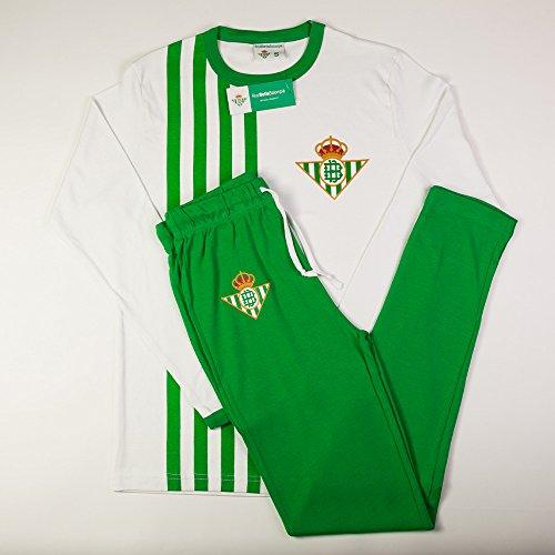 Pijama Invierno Real Betis -Infantil-