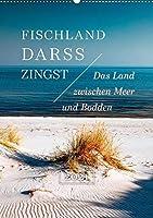Fischland - Darss - Zingst: Das Land zwischen Meer und Bodden (Wandkalender 2021 DIN A2 hoch): Impressionen der traumhafen Halbinseln an der Ostseekueste (Monatskalender, 14 Seiten )