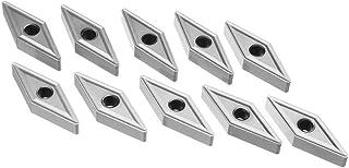 SODIAL 3pzs SER1616H16 Soporte Herramienta de roscado de torneado de torno 16ER AG60 Insercion de cuchilla