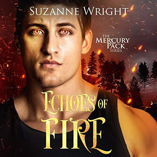 Echoes of Fire audiobook cover art