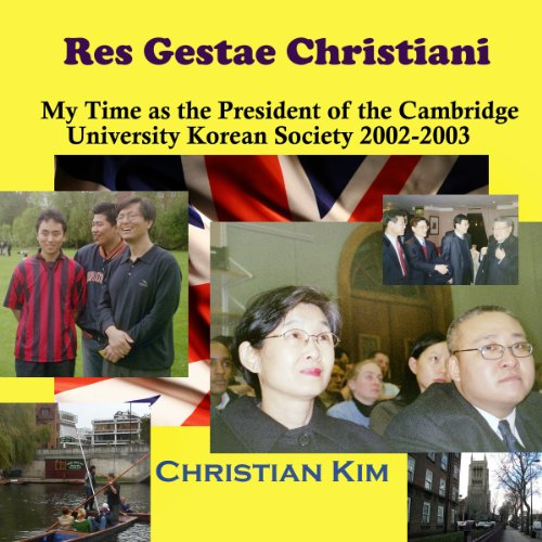Res Gestae Christiani audiobook cover art