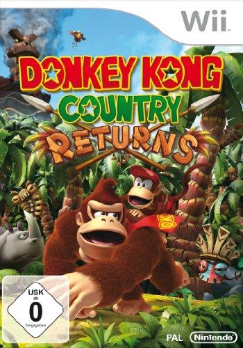 Donkey Kong: Country Returns [Importación alemana]