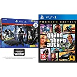 PS4 500GB with 3 PS Hits Game Bundle (PS4) (Exclusive to Amazon.co.uk) +