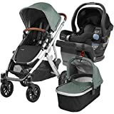UPPAbaby Full-Size Vista Infant Baby Stroller & MESA Car Seat...