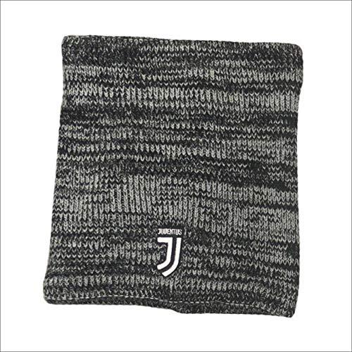 Scaldacollo Deluxe Ufficiale Juventus 2018 2019 con Interno in Pile Caldissimo Nuovo Logo Adulto Prodotto Ufficiale