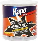 Fumigateur Tous insectes - 10 Gr - KAPO 112499