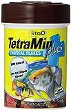 Tetra 77240 TetraMin PLUS Tropical Flakes,...
