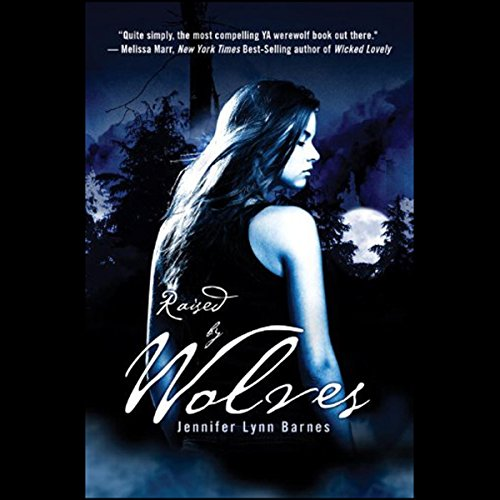 Raised by Wolves audiobook cover art