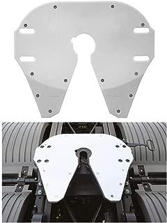 Protetor Deslizante 5 Roda Jost Branco Pino 3,5