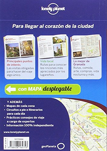Granada schließen 2 (Guides Close up Lonely Pl...