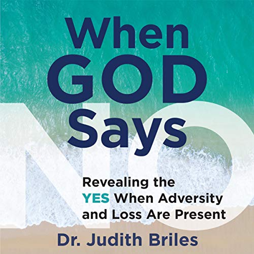When God Says NO: Revealing the YES When Adversity and Loss Are Present audiobook cover art