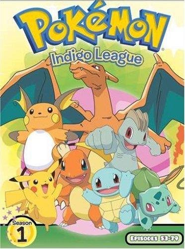 pokemon 1st season - 7
