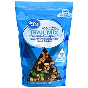 Great Value Mountain Trail Mix 26 oz