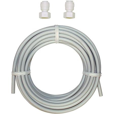 Eastman 60479N Flexible PEX Ice Maker Kit, White