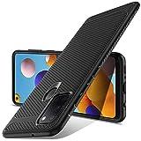 Luibor für Samsung Galaxy A21S Hülle, Ultra Dünn