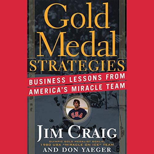 Gold Medal Strategies cover art