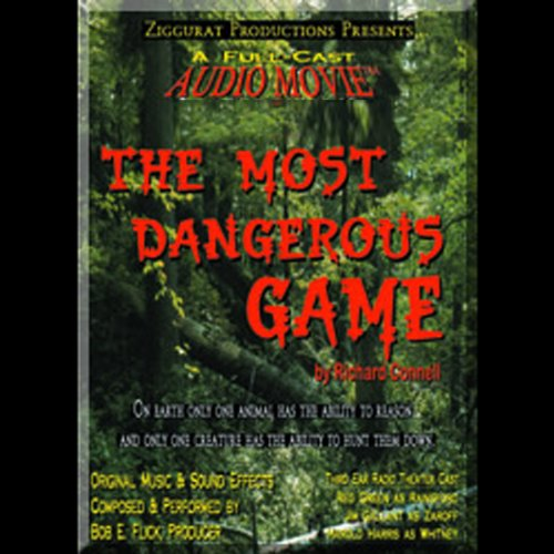 The Most Dangerous Game  By  cover art