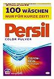 Persil Color Pulver, Waschmittel, 100 (1 x 100) Waschladungen für hygienisch reine Wäsche