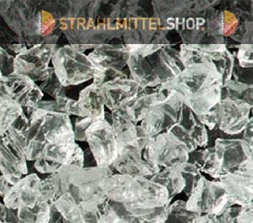 Testpaket Glasgranulat 3 x 2.50kg (2.50kg Koernung 80-150µm + 2.50kg Koernung 100-200µm + 2.50kg Koernung 200-300µm) // Strahlmittel, Strahlgut, Glaspuder, Glasmehl, Glasbruch, Glaspudermehl, 7.50 kg, EAN: 0609132836619 // Hinweis: Fuer Wissende auch deutlich guenstigere Palettenware 1000 kg (1t, 40x25kg) (80-150µm, ASIN: B072P2JVRM), (100-200µm, ASIN: B071YNR9RT), (200-300µm, ASIN: B071KWM8YD), (300-600µm, ASIN: B0718Z1RGJ), (300-800µm, ASIN: B072BC3WCY)
