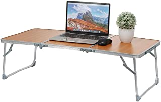 Camping Table Outdoor Table Folding Camping Picnic Table Portable Foldable Desk Aluminium Alloy Ultra Light Outdoor Furnit...