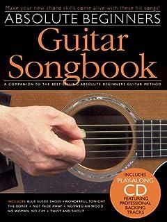Absolute Beginners Guitar Songbook
