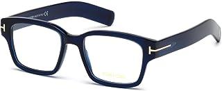 TOM FORD Eyeglasses FT5527 090 Shiny Blue