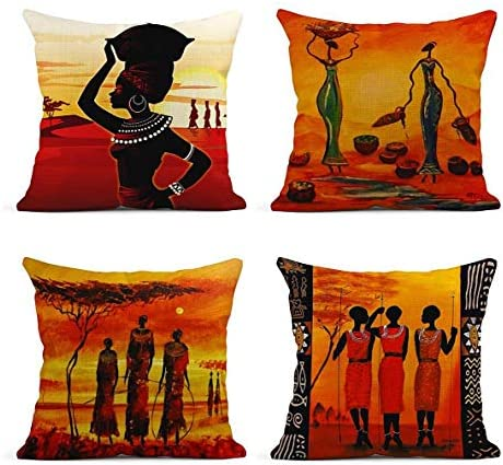 African woman wall art _image3
