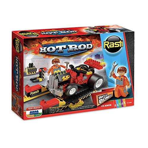 Blocos de Montar Hot Rod - 185 Peças - RASTI