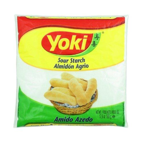 Yoki Polvilho Agrio - 1 Unidad