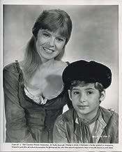 Oliver Mark Lester Shani Wallis Rare Original Studio Portrait 8x10 Photo 1968