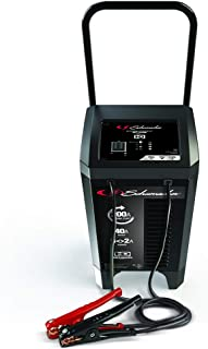 schumacher automatic wheeled battery charger