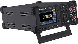 VOLTCRAFT VC-7060BT Bordsmultimeter digital Datalogger CAT I 1000 V, CAT II 600 V Display (Beräkningar): 60000