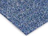 Balkonrasen Rasenteppich im Festmaß Vliesrasen mit Noppen - Hellblau 200 x 100 cm, Höhe 7,5mmWasserdurchlässiger Vlies-Kunstrasen, Pool-Unterlage Matte - 2
