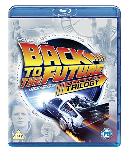 [Import Anglais]Back to The Future Trilogy 30th Anniversary Blu-ray