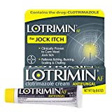 Best Anti Fungal Creams - Lotrimin AF Jock Itch Antifungal Cream, 0.42 Ounce Review