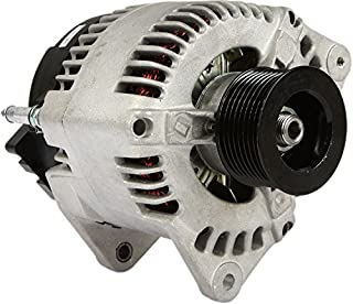 DB Electrical ALU0020 Alternator for New Holland Tractors 8010 1996-00 8010HC 97-99 8160 8360 8560 96-99 TV140 Bi-Directional 1998-02 6-456 Ford Diesel, NH 6-456 Turbo Dsl /82001259 /F2NN-10B376-AA