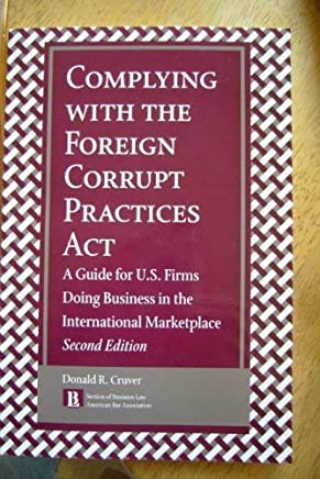Amazon Com Complying With The Foreign Corrupt Practices Act