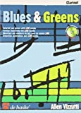 Blues & Greens. Bb Clarinet: Colorful jazz pieces with LIVE combo