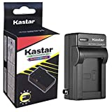 Kastar Travel Charger for Sanyo NP-40 UF553436 and Sanyo Xacti VPC-E1075 VPC-E1090 Xacti VPC-E760 VPC-E760GL VPC-E760P Xacti VPC-E860 Xacti VPC-E870 VPC-E870G Xacti VPC-E875 VPC-E875EX Xacti VPC-E890