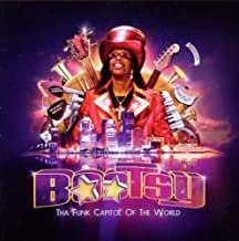 Tha Funk Capital of the World by Collins,Bootsy (2011-05-03)