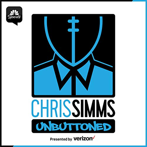 Chris Simms Unbuttoned  By  cover art