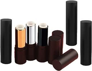 ghfashion Lot de 5 tubes rechargeables en plastique souple avec bouchon