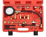 ATP 0-140 PSI Fuel Injection Pump Injector Tester Test Pressure Gauge Gasoline Cars