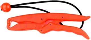 LBZE Plastic Lipgrip Floating Fishing Pliers, Floating Plastic Lip Pliers with Lanyard, 6.8